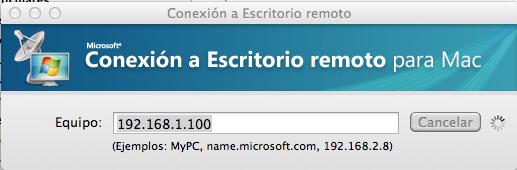 Error Conexion Escritorio Remoto Mac Os Chip To Chip Servicios