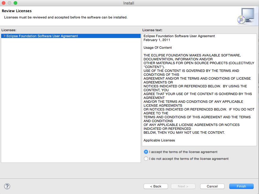 Acuerdo de licencia de software